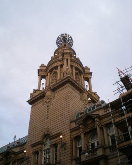 london coliseum theatre