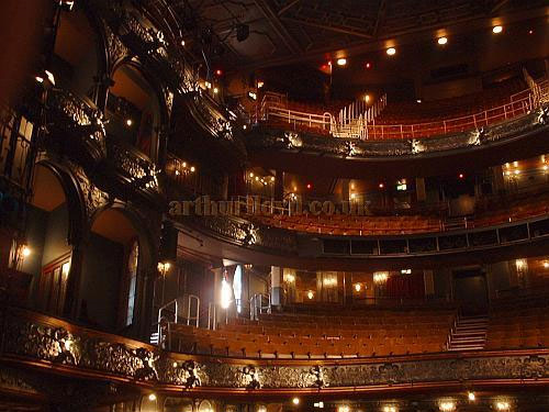 Balcony seats palace theatre best balcony design ideas for Open balcony in a theatre
