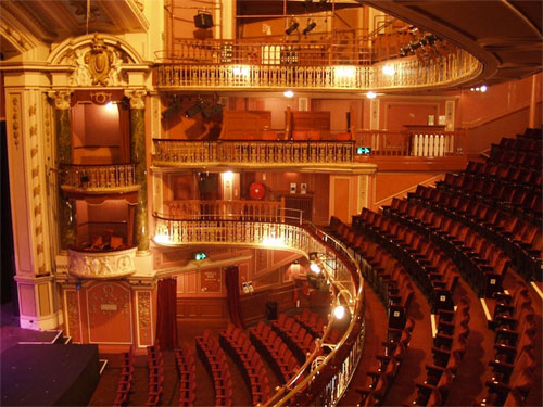 The Ambassadors Theatre West Street London Wc2h 9nd