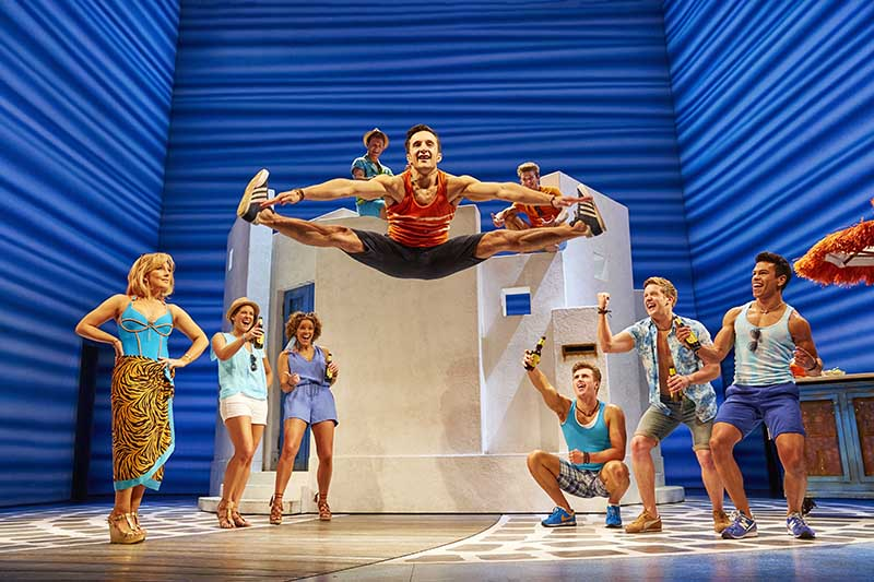 Mamma mia tickets london musicals novello theatre for Balcony novello theatre