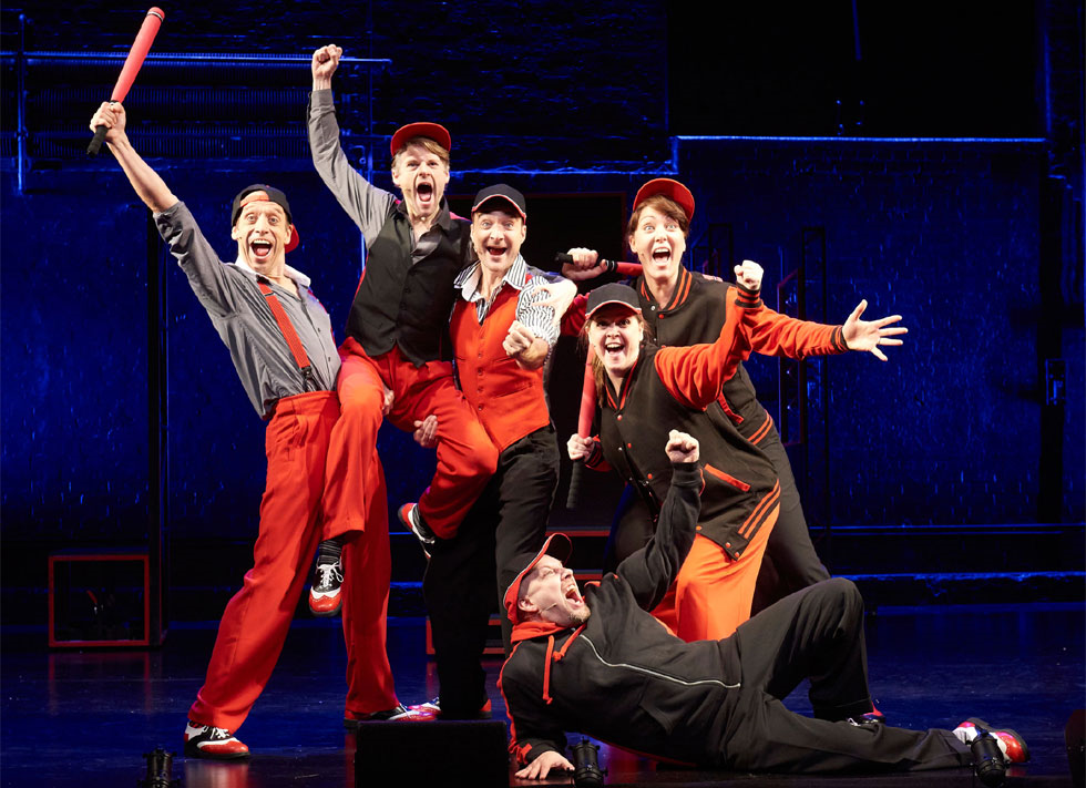 showstopper the improvised musical tickets london