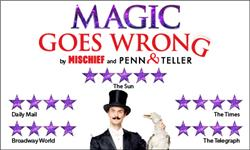 Click to view details and reviews for Magic Goes Wrong.
