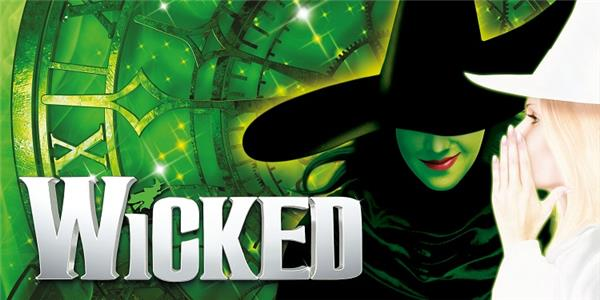 HIT MUSICAL WICKED EXTENDS TO 26 MAY 2018