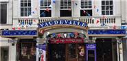 Vaudeville Theatre Entrance View