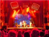 Savoy Theatre Show Performance