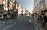 Lyric Theatre Street View