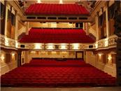 Vaudeville Theatre Seating View