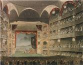 Theatre Royal Drury Stage View