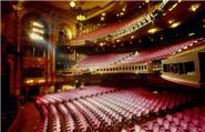 Lyric Theatre Seating View