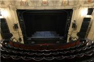 The Ambassadors Theatre Stage View