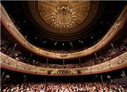 Old Vic Theatre Seating View