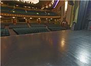 The Hammersmith Apollo Stage View