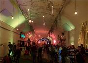 The Vault Hall View