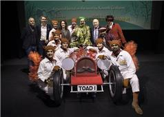 The Wind In The Willows at the Palladium