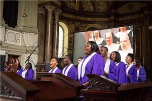 Sister Act Live Choir