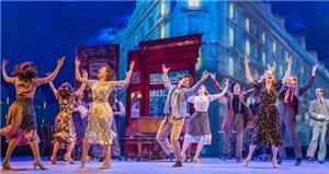 An American In Paris Tickets London