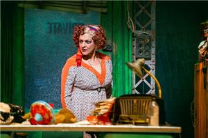 Meera Syal as Miss Hannigan