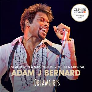 Dreamgirls Olivier Awards
