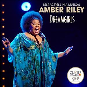 Dreamgirls Olivier Awards