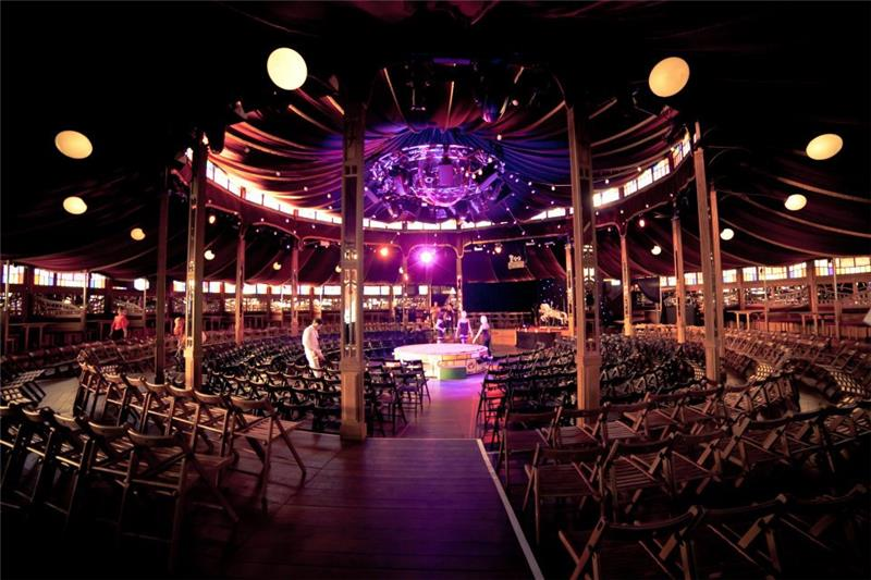 (View Large Seating Plan) & The Spiegeltent Leicester Square - Leicester Square London WC2H 0AP