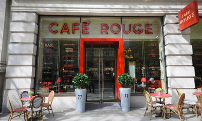 Click to view details and reviews for Café Rouge Kingsway.