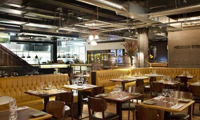 Click to view details and reviews for Heddon Street Kitchen.