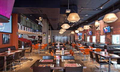 Click to view details and reviews for Planet Hollywood.