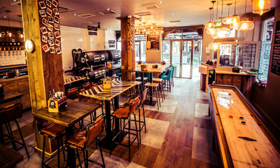 Click to view details and reviews for Tank And Paddle Heddon Street.