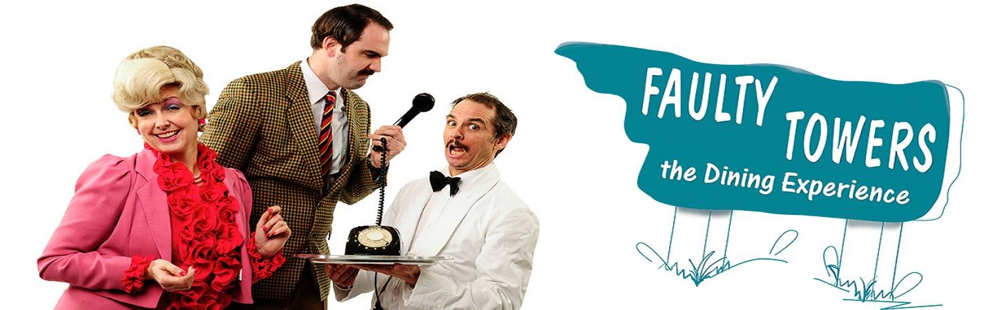 Faulty Towers The Dining Experience - Radisson Blu Edwardian