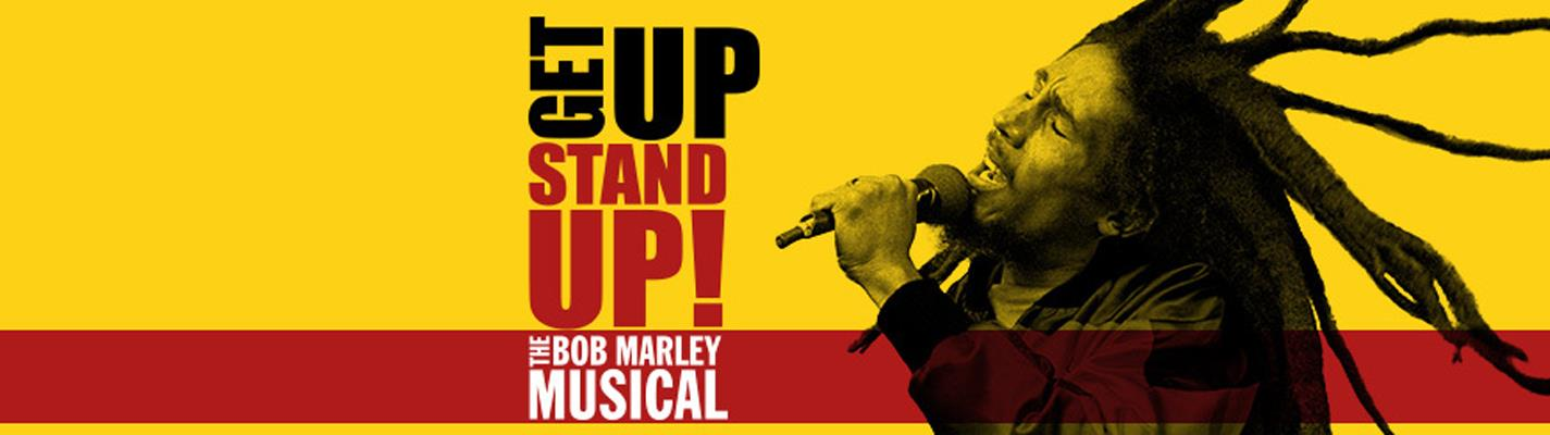 Get Up, Stand Up! The Bob Marley Musical - Lyric Theatre