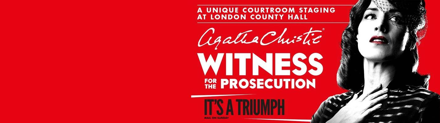 Witness For The Prosecution - London County Hall
