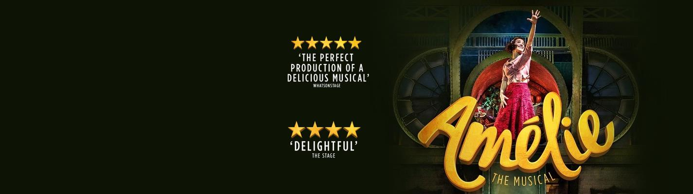 Amelie The Musical - Criterion Theatre