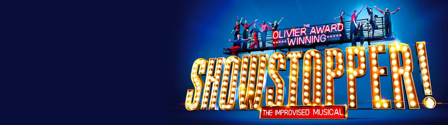 Showstopper! The Improvised Musical - Garrick Theatre