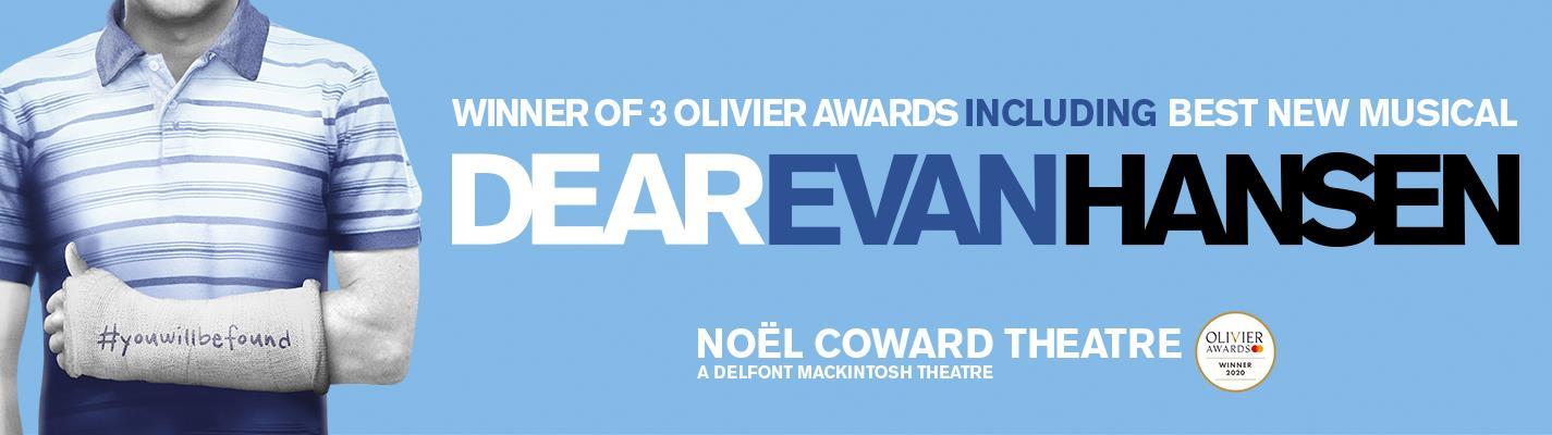 Dear Evan Hansen - Noel Coward Theatre