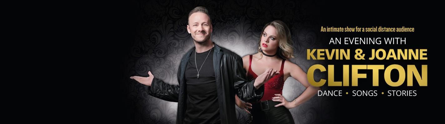 An Evening with Kevin and Joanne Clifton  - Palace Theatre