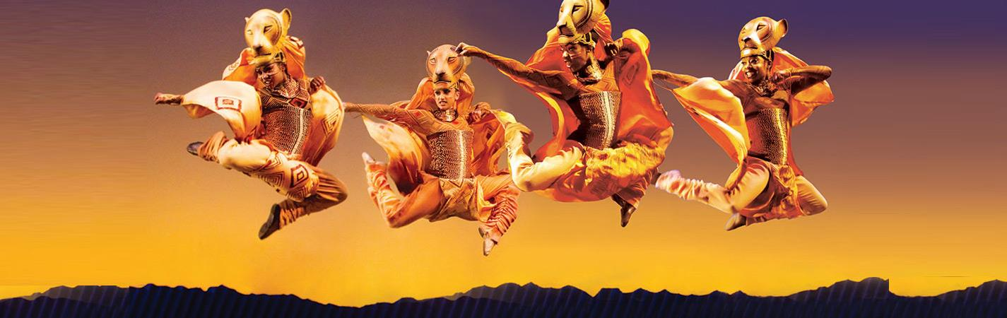 The Lion King - Lyceum Theatre