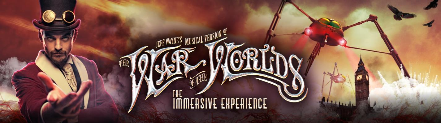 The War of The Worlds: The Immersive Experience - 56 Leadenhall Street