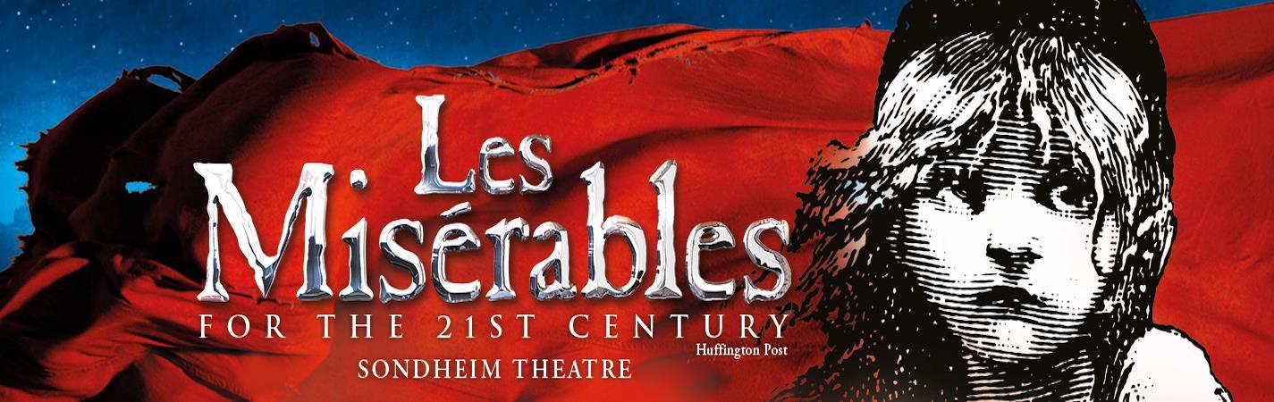 Les Miserables - Sondheim Theatre