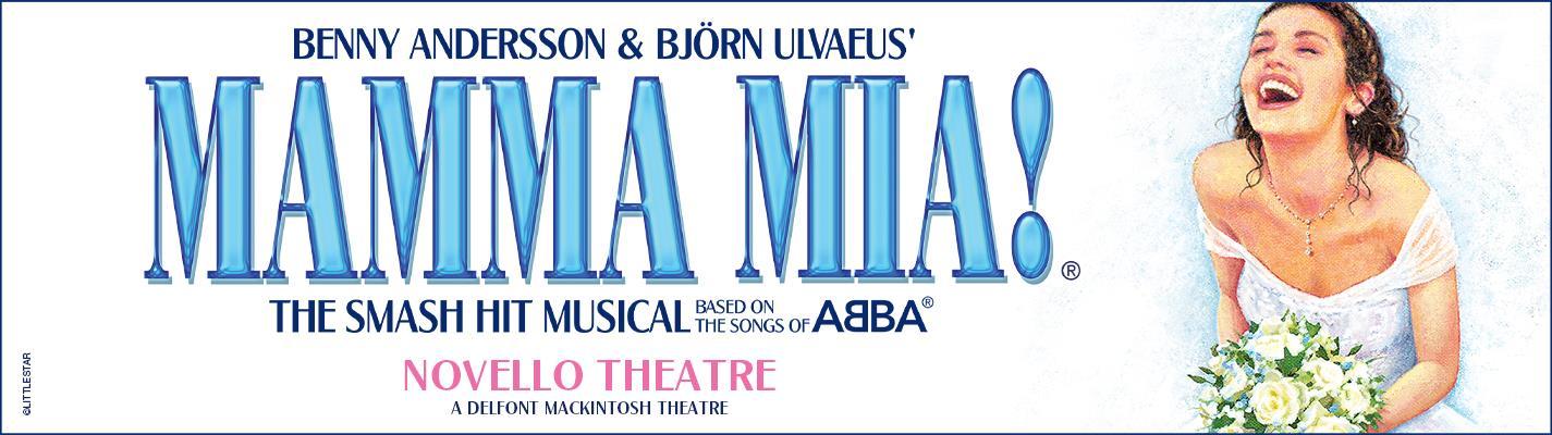 Mamma Mia  - Novello Theatre