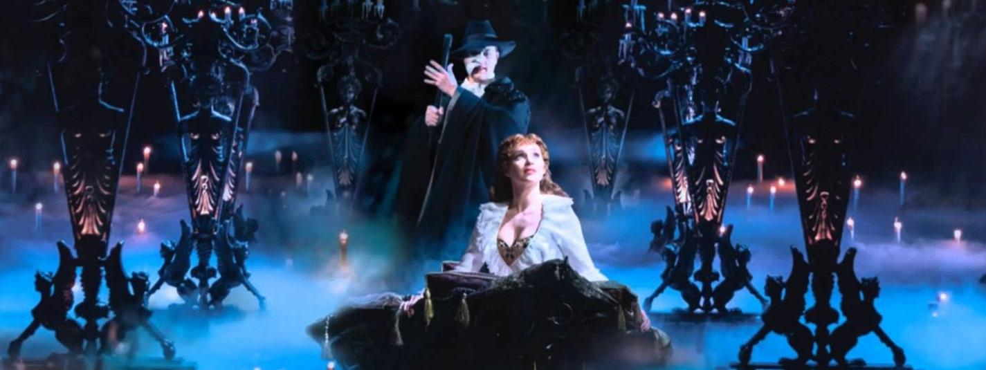 The Phantom Of The Opera - Her Majesty's Theatre