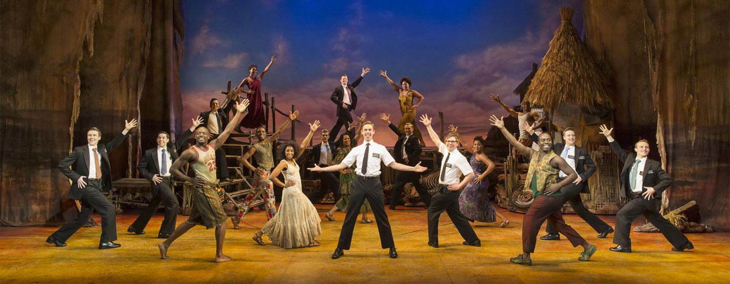 The Book Of Mormon - Prince of Wales Theatre
