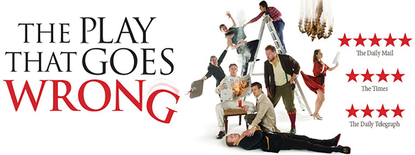 The Play That Goes Wrong - Duchess Theatre