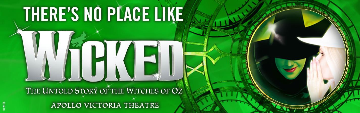 Wicked - Apollo Victoria Theatre