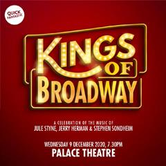 Kings of Broadway Tickets
