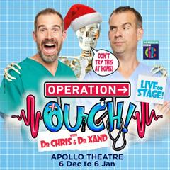 Operation Ouch Live on Stage Tickets