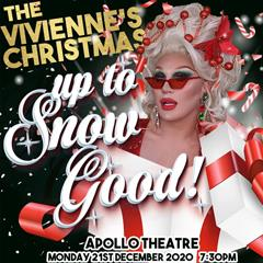 The Vivienne's Christmas: Up to Snow Good Tickets