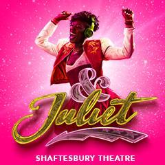 &Juliet Tickets