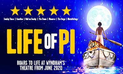 Life of Pi Tickets