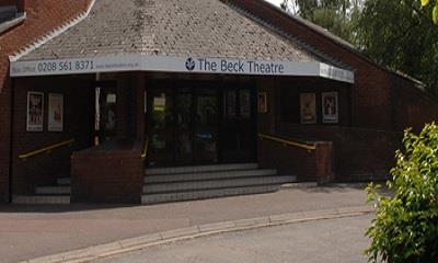 The Beck Theatre Grange Road Hayes Middlesex